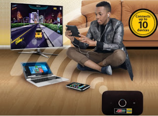 MTN reduces the price of 4G Mifi