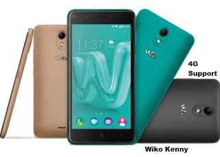 Wiko Kenny Specification and Price. Browse faster on 4G LTE Network
