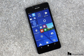 Fast Ring subscribers gets Windows 10 Mobile preview 15223