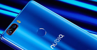 ZTE nubia Z17 Specification and Price. 8GB RAM and bezelless smartphone endorsed by Christiano Ronaldo.
