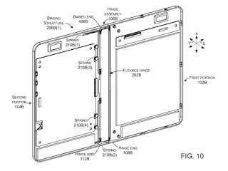 Microsoft to launch foldable tablet according to latest patent images