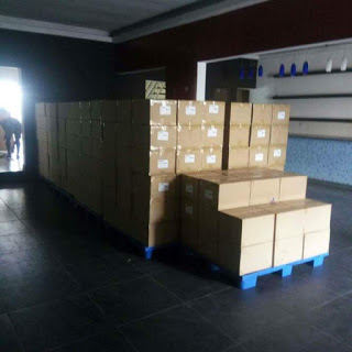 N-Power Beneficiaries: First Batch Of Afrione Devices Delivered (Photos)