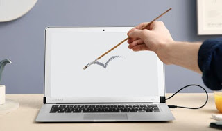 The AirBar brings touchscreen function to the MacBook Air