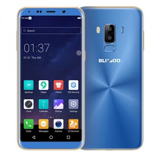 Bluboo S8 Specifications and Price: A clone version of Samsung Galaxy S8 for just $140