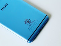 TECNO Camon CX Manchester City Limited Edition Specification and Price