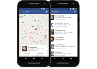 Facebook makes Find Wi-Fi feature available globally