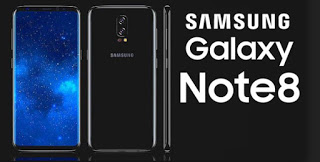 Could This Be The Samsung Galaxy Note 8