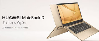 Huawei MateBook D Specifications and Price