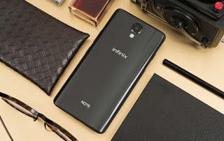 Infinix Note 4 (X572) Specifications and Price