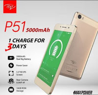 Itel P51 Specifications and Price: A smartphone that keeps its display for 3 days