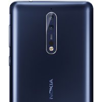 Leak: Nokia 8 allegedly comes with dual Zeiss camera.