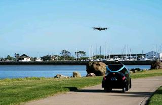 Dubai to launch self-driving robotic police cars soon