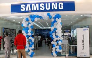 SON seals Samsung office in Nigeria