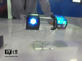 Lenovo shows off concept flexible smartphone, smart projector and a lot more