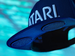 Here is hat with a speaker; Atari launches the Speakerhat