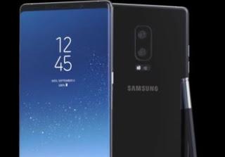 Leak: Galaxy Note8 Battery Details Revealed