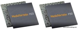MediaTek releases new chipsets - Helio P23 and Helio P30