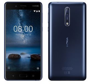Nokia 8 Specifications