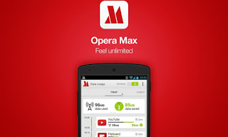 Opera Max for Android discontinued and removed from the Google Play
