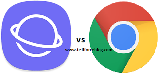 Would you dump your Google Chrome for Samsung browser?