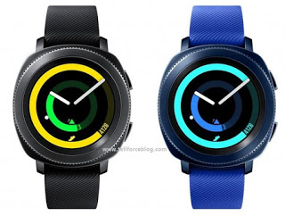 Samsung Gear Sport Specifications and Features