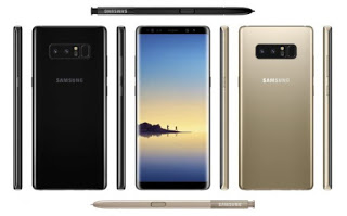 Leak From Reliable Source: Samsung Galaxy Note 8 Full Specifications