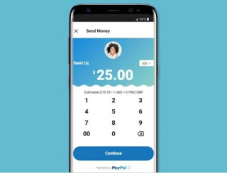 You can now send money through PayPal from Skype�s mobile app