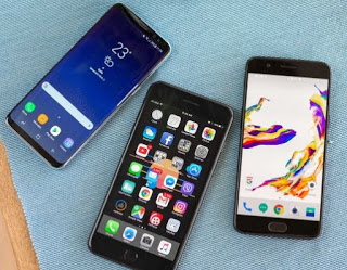 Samsung dominates global smartphone shipments in Q2 2017
