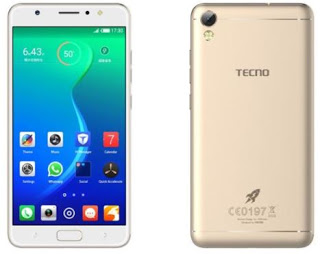 Tecno i5 Pro Specifications and Price