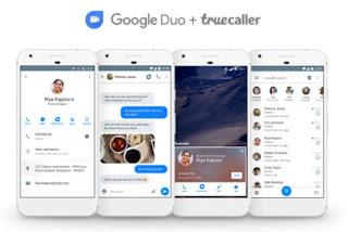 You can now make Google Duo video calls directly through Truecaller app