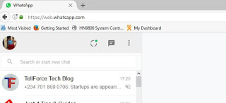 WhatsApp Status is now available on Web version (PC)