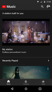 YouTube Update: You can now download songs, albums and playlist for offline listening