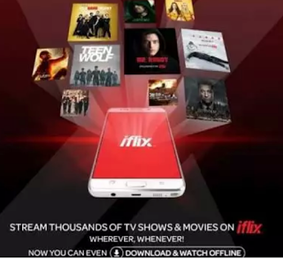 iflix, An Alternative to Netflix and iRokotv Launch in Nigeria