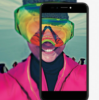 Micromax Canvas Selfie 2 Specifications and Price.