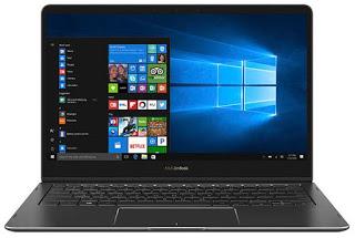 ASUS ZenBook Flip S Specs and Price