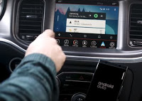 Video: Checkout Android Auto on BlackBerry KEYone