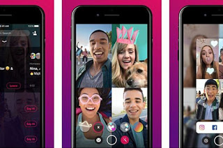 Facebook Quietly Rolls Out A Group Video Chat App Called Bonfire