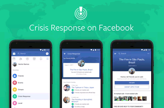 """Facebook launches """"Crisis Response"""" for providing info during a disaster"""