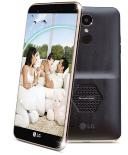 AMAZING: Checkout LG K7i with Mosquito Away technology built-in