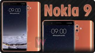 Leaks: Nokia 9 mock-up and renders appears online