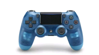 Sony launches the DualShock 4 crystal collection controllers in 3 colors