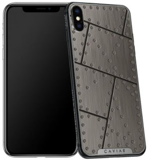 Checkout This Modified iPhone X Which Cost $4,500 (More Than ?1.6 million)