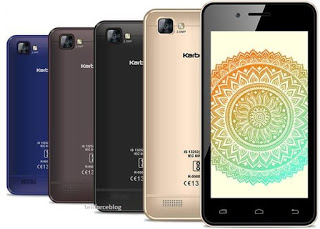 Karbonn A40 Indian Specifications, Features and Price