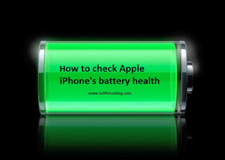 How to check your iPhone's battery health status - battery cycle counts and other details