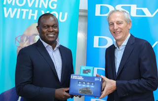 "DSTV wakes up from its slumber. Brings on internet services it called ""DStv Na Net"""