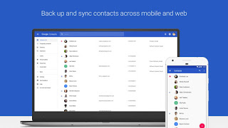 Google bring on major update to its Contacts app for Android