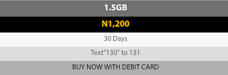 MTN introduces 1.5 GB all day plan, effective October 7, 2017