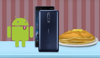 Current Nokia Smartphones will be getting Android P update
