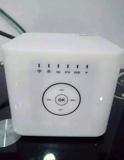 Freezer or Decoder? See How TSTV Decoder Looks Like