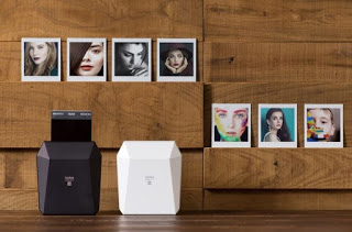 Fujifilm launches a square format printer for iOS and Android phones